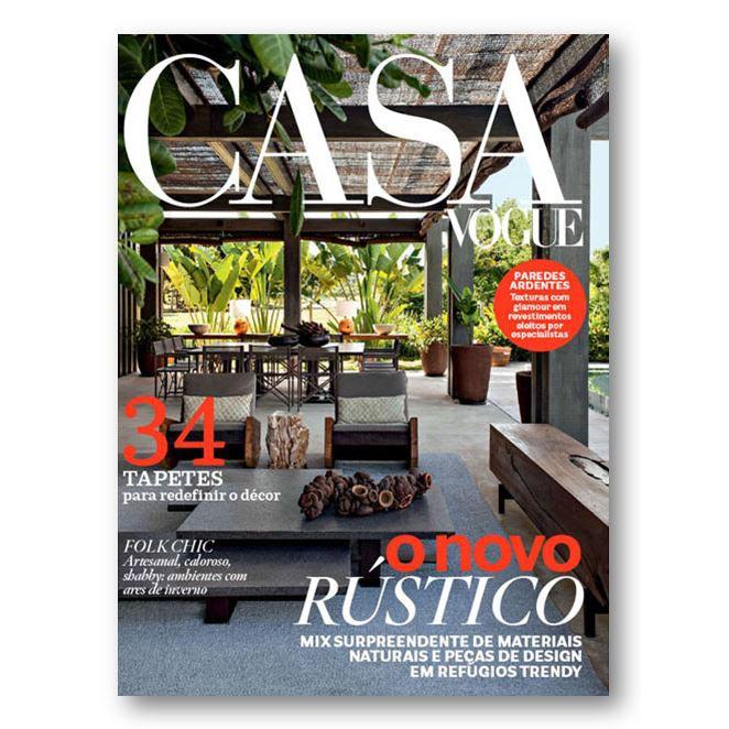 Casa Vogue Brasil, July 2014