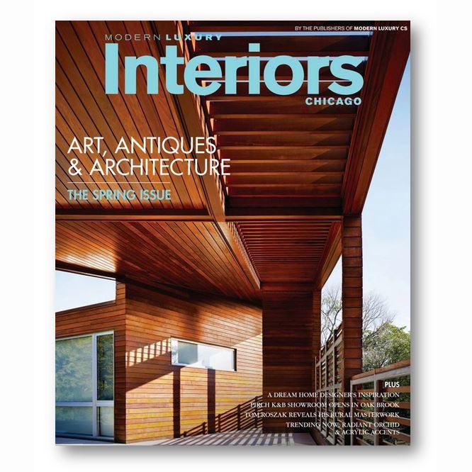 Modern Luxury Interiors, Spring 2014