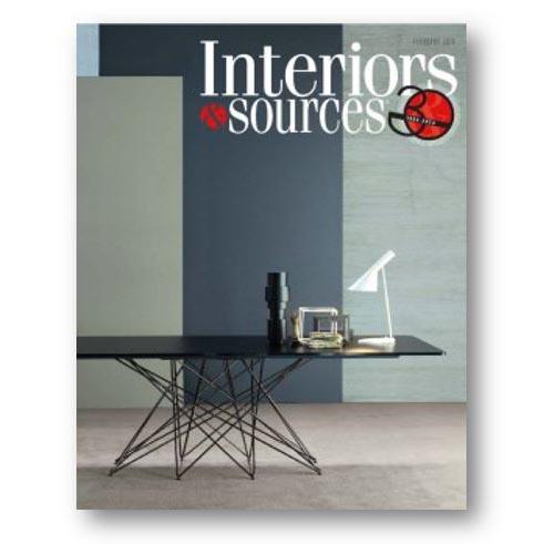 Interiors & Sources, Feb 2014