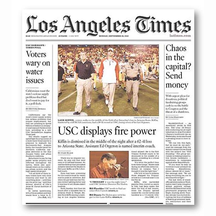 Los Angeles Times, Sep 2013