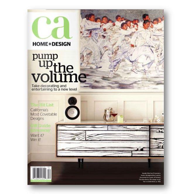 CA Home+Design, Nov-Dec 2011
