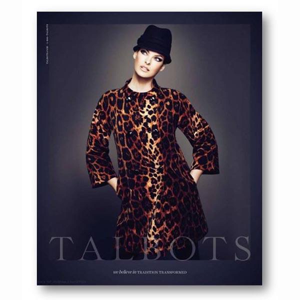Talbots Catalog, Fall 2010
