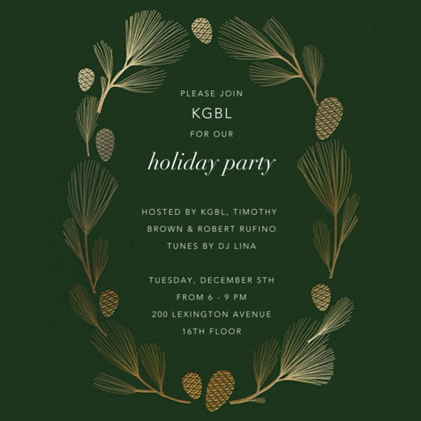 KGBL Holiday Party 2017