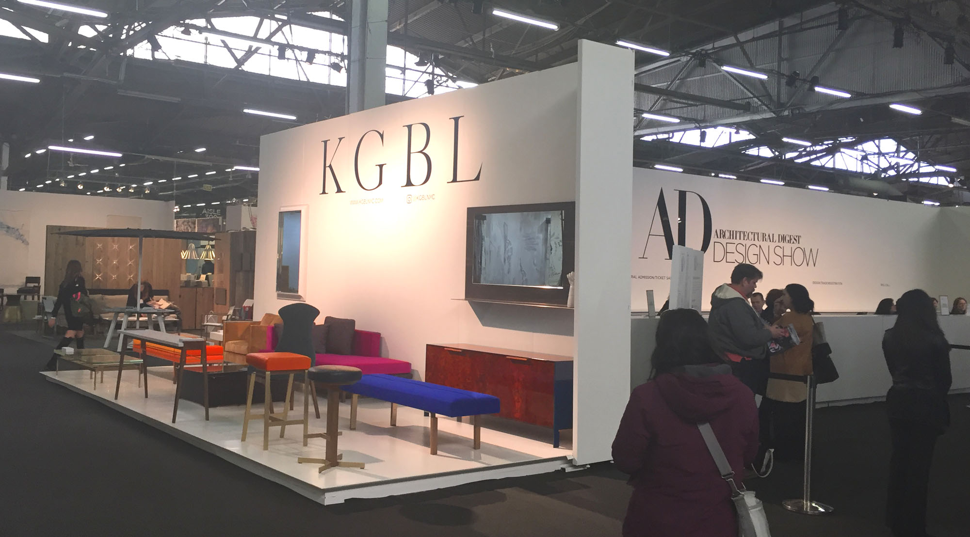 KGBL Booth