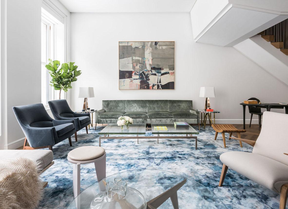 Duran Coffee Table & Mayweather Sofa 2.0