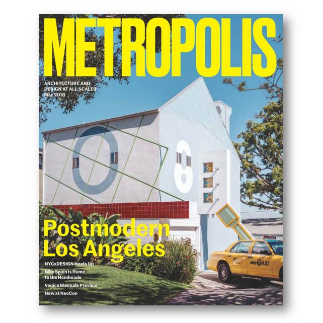 Metropolis, May 2018