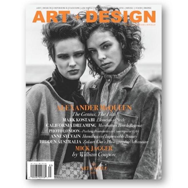 Art+Design, Fall 2018