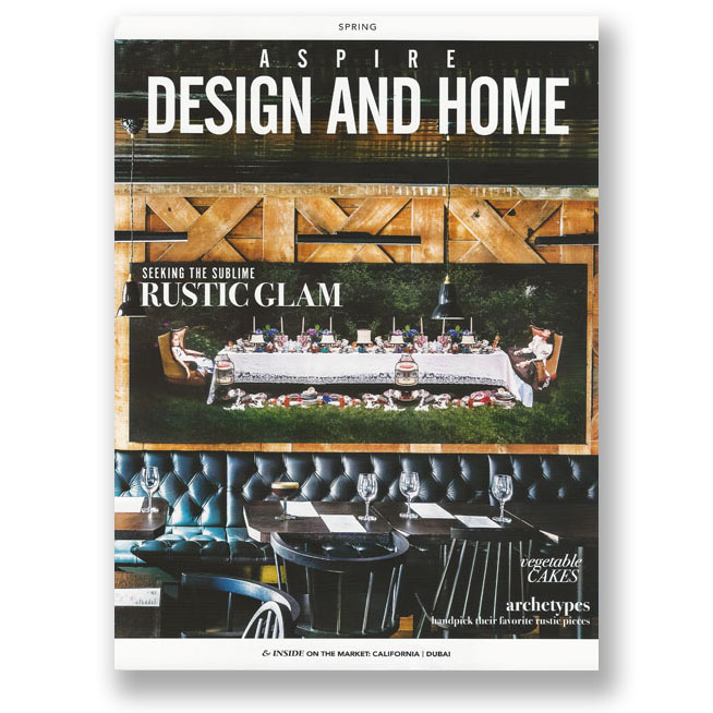 Aspire Design And Home, Spring 2019