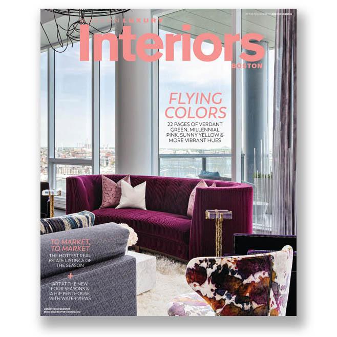 Modern Luxury Interiors, Fall 2019