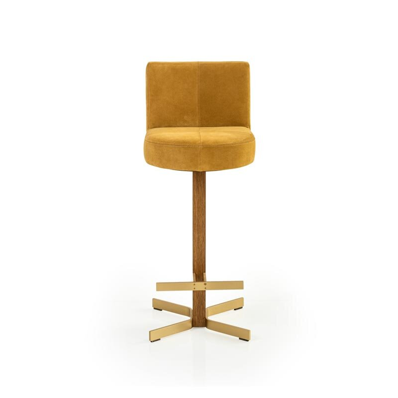 Walcott Barstool with Back