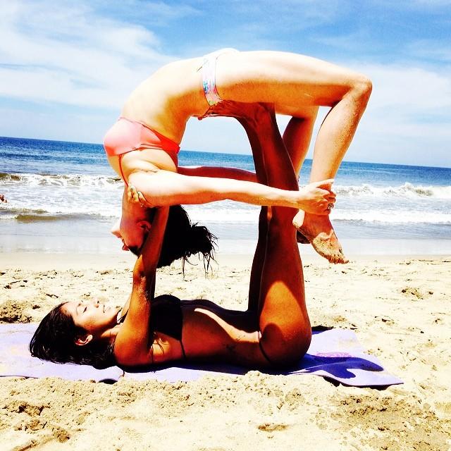 Acro/Partner Yoga