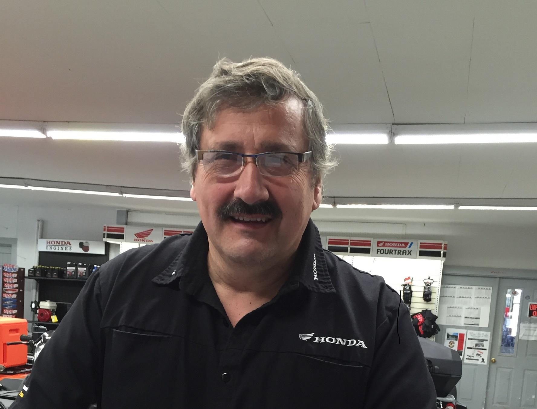 Daniel Comeau (Owner) Unit Sales & Financing