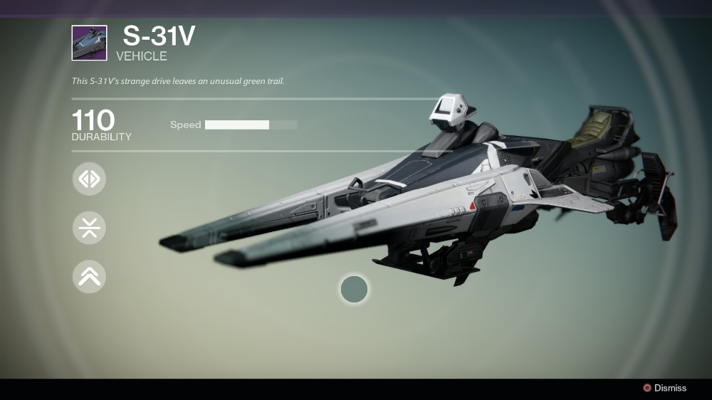 S-31V Upgraded Sparrow