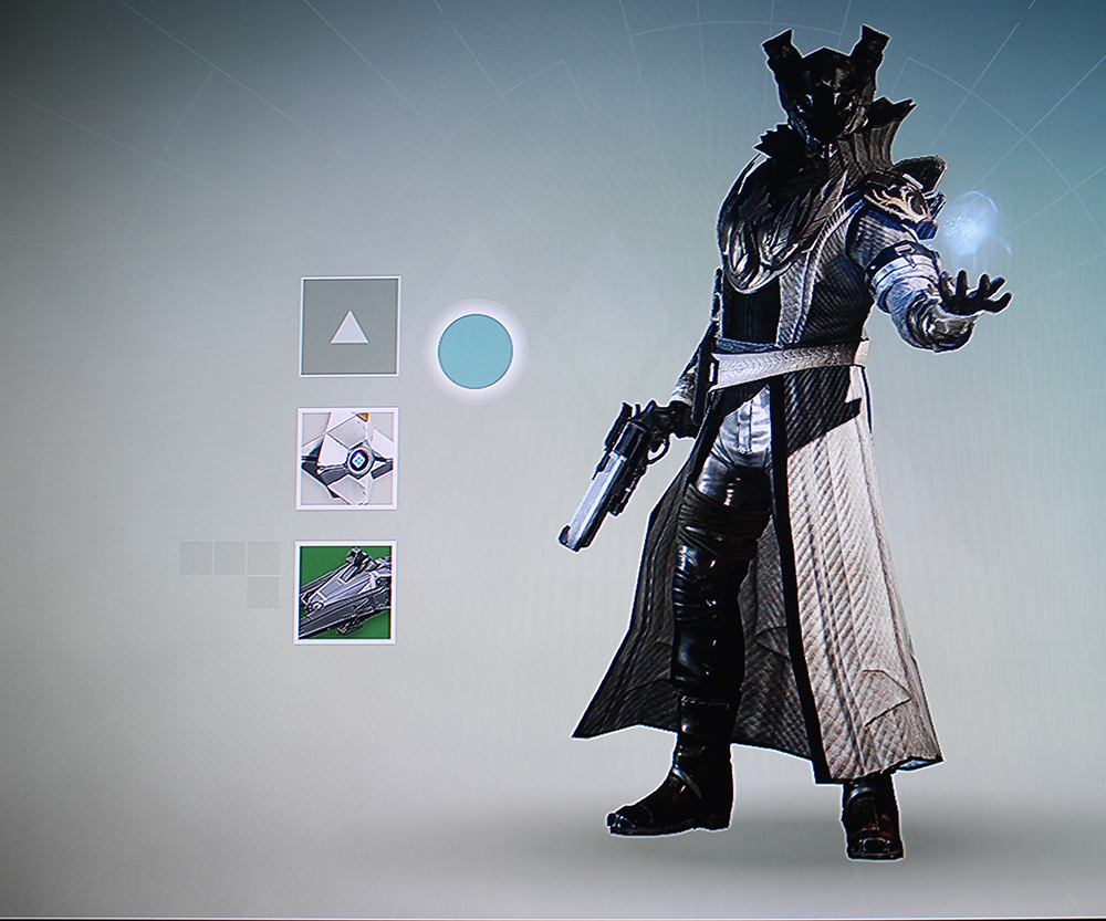 WanderingWonton How to be a villain in Destiny Warlock Deathsinger's Mantle Purifier Robes Kellbreaker's Path iron Breed gauntlets