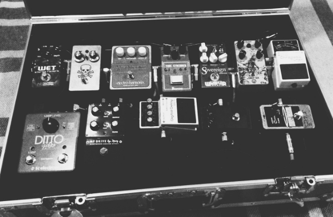 How to set up a pedalboard