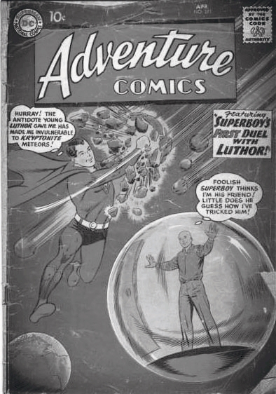 Adventure Comics #271, Jerry Siegel, 1960