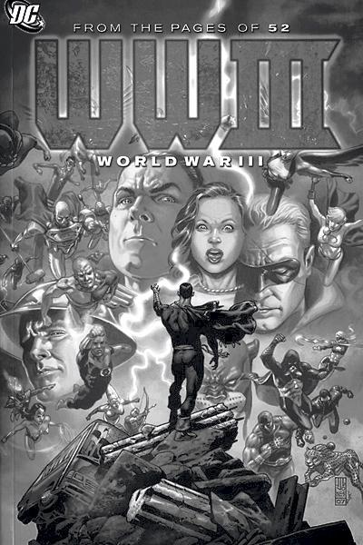 Black Adam World War III