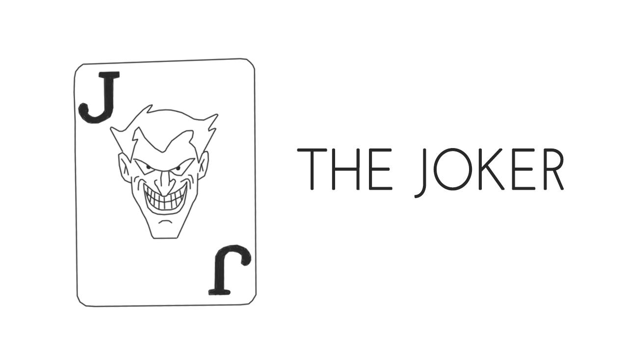 The Joker, A Modern Villain