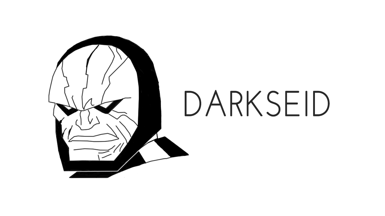 Darkseid, The Great Darkness Saga