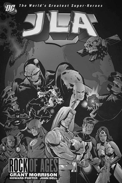Darkseid, JLA: Rock of Ages, Darkseid Is.