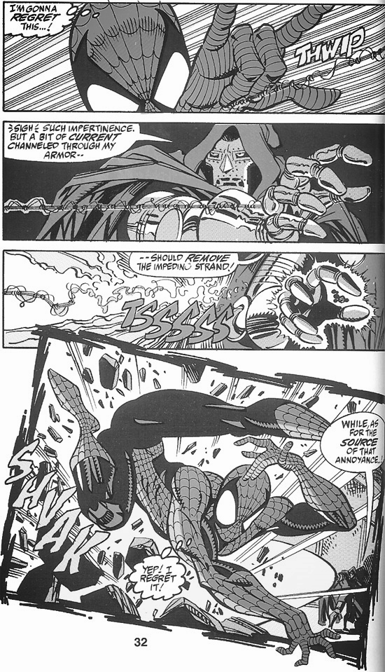 Spider-Man vs. Dr. Doom
