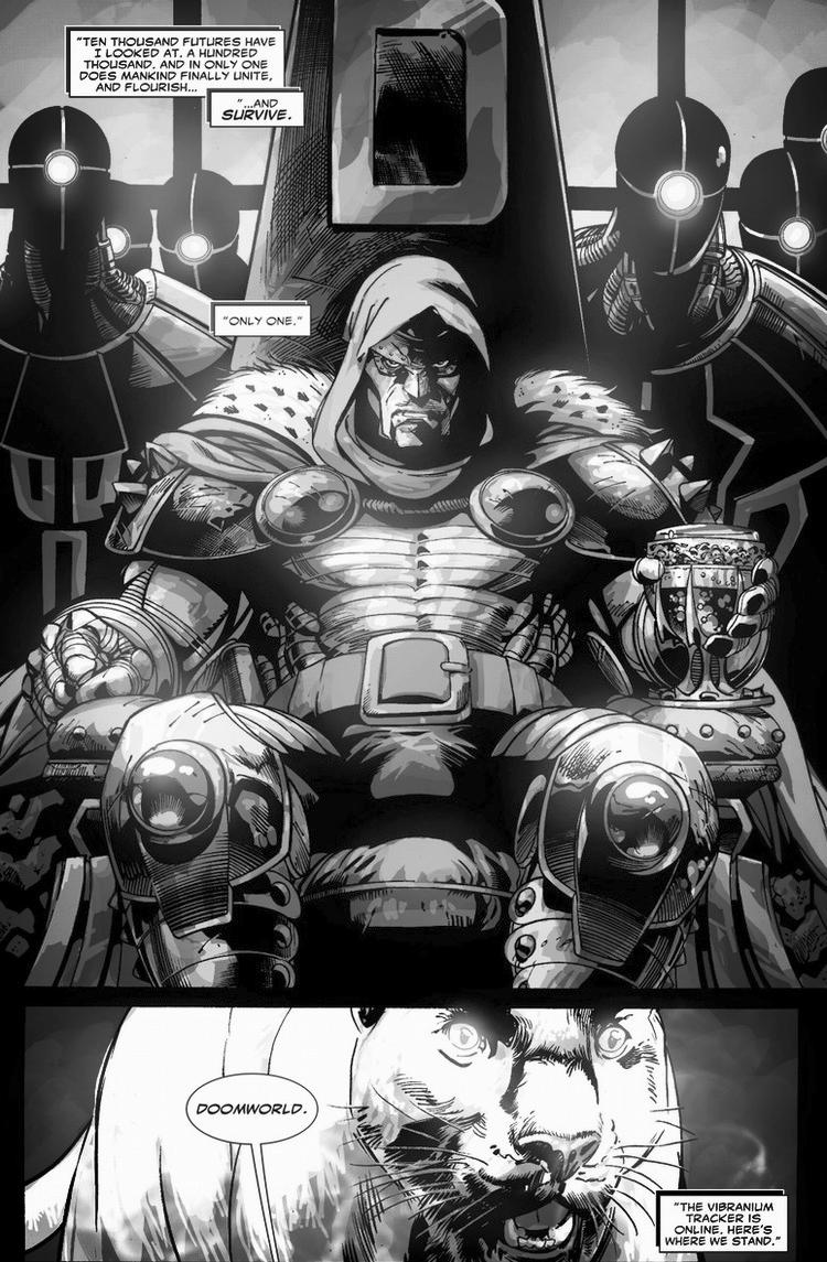 Dr. Doom doomworld quote