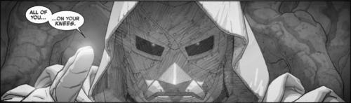 God Emperor Doom Secret Wars