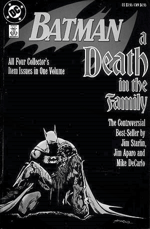 Batman: A Death in the Famly