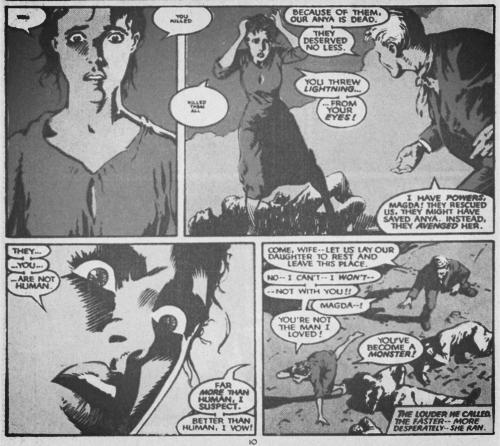Magneto, Classic X-Men #12