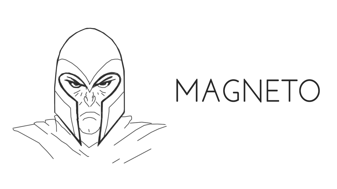 Magneto, Planet X