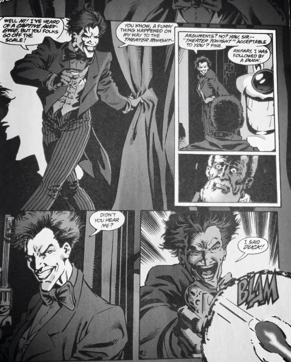 The Joker Batman: Shadow of the Bat #38