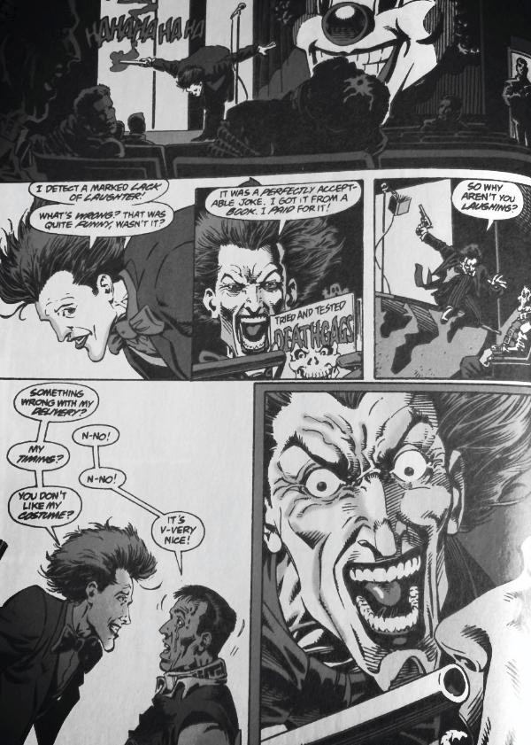 The Joker Batman: Shadow of the Bat 38