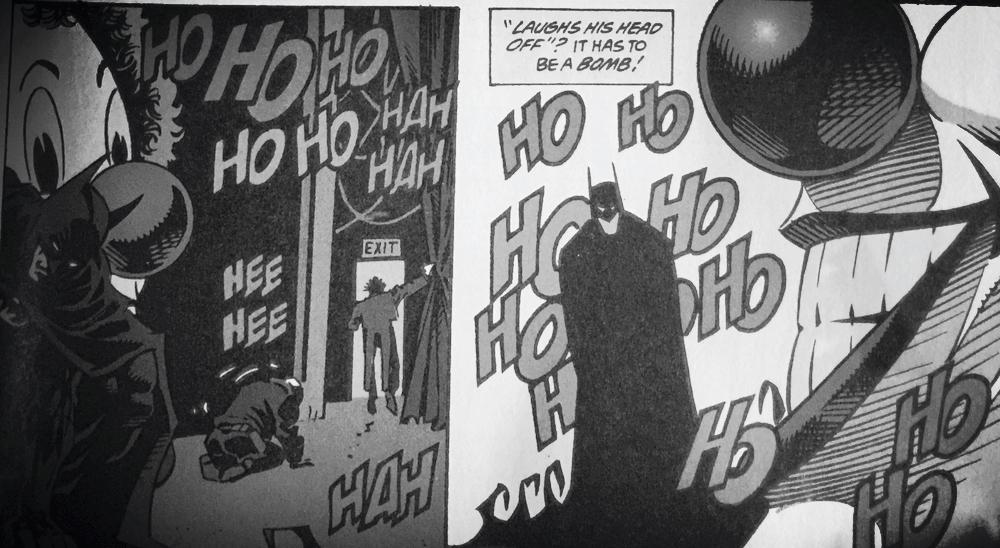 The Joker escapes, Batman: Shadow of the Bat #38