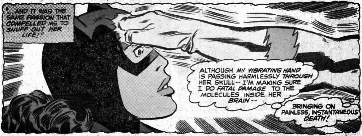 Reverse Flash kills Iris Allen