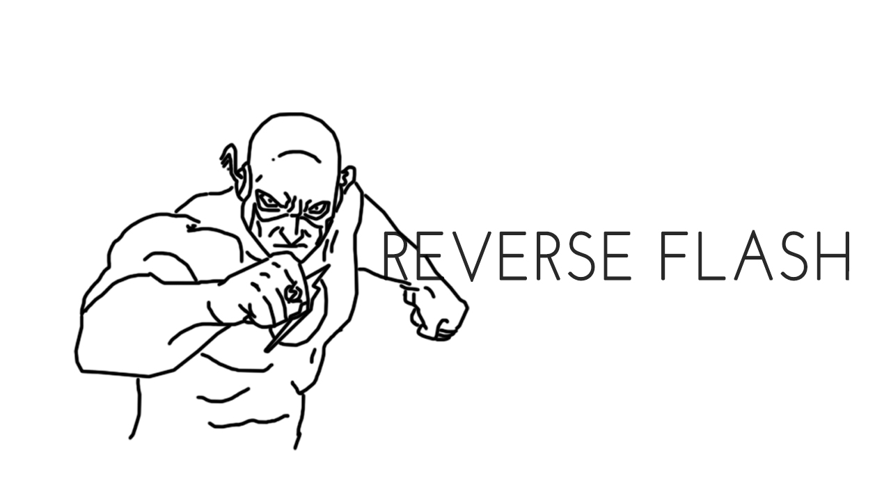 Professor Zoom Reverse Flash