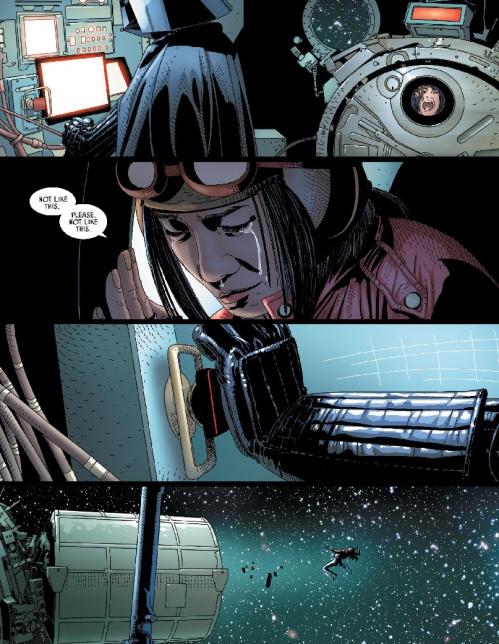 Vader Kills Aphra Darth Vader 25