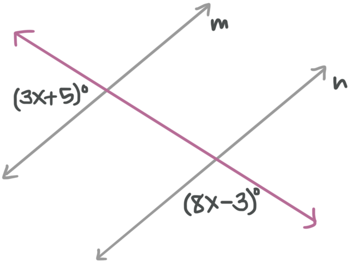 a corresponding angle pair