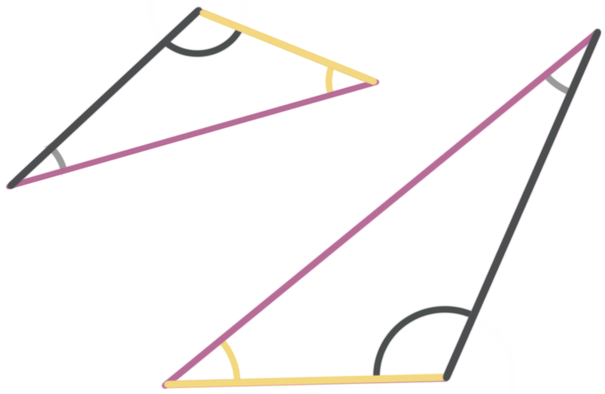corresponding sides of triangles