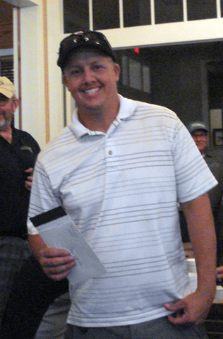 Closest to the Pin: Spence Green, Get it Clean Power Washers and Sanford Fire Department