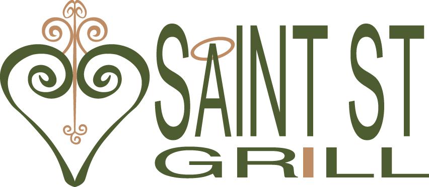 Saint St Grill Logo
