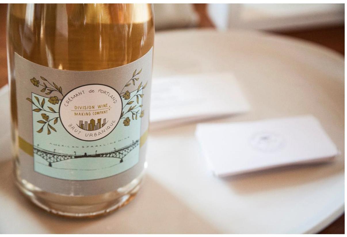 Division wine making company  / Portland, Oregon
