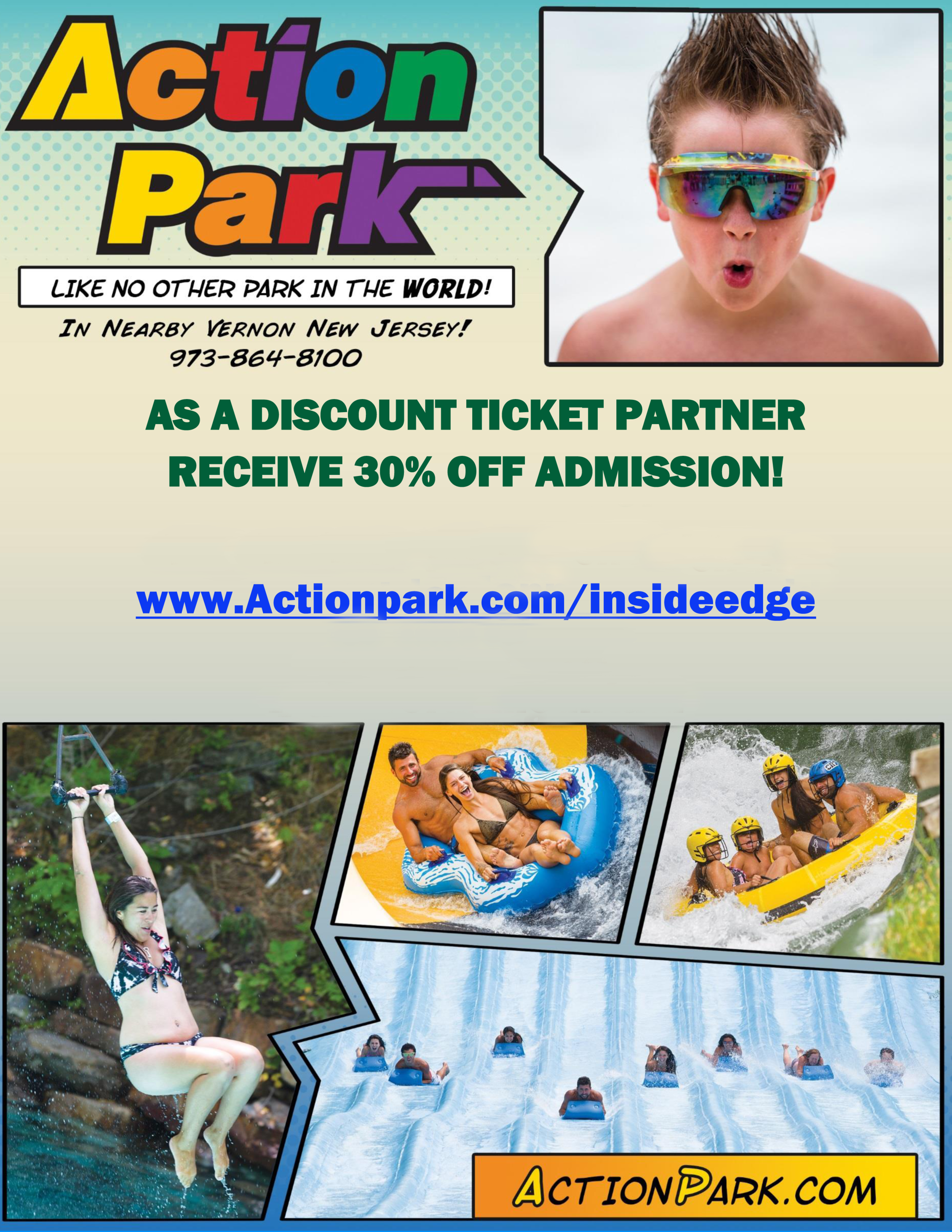 action park blank