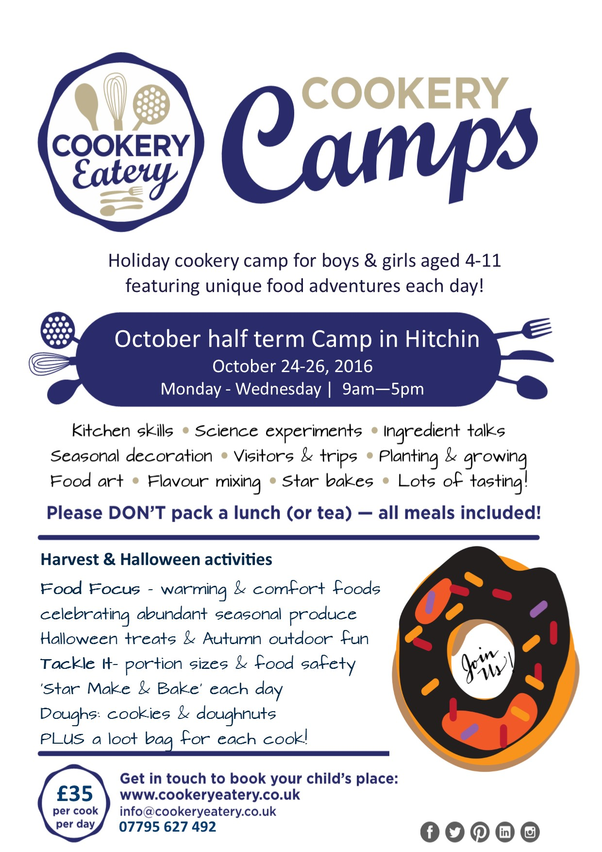 Cookery Camp.October half term 2016.Hitchin.FLYER.jpg