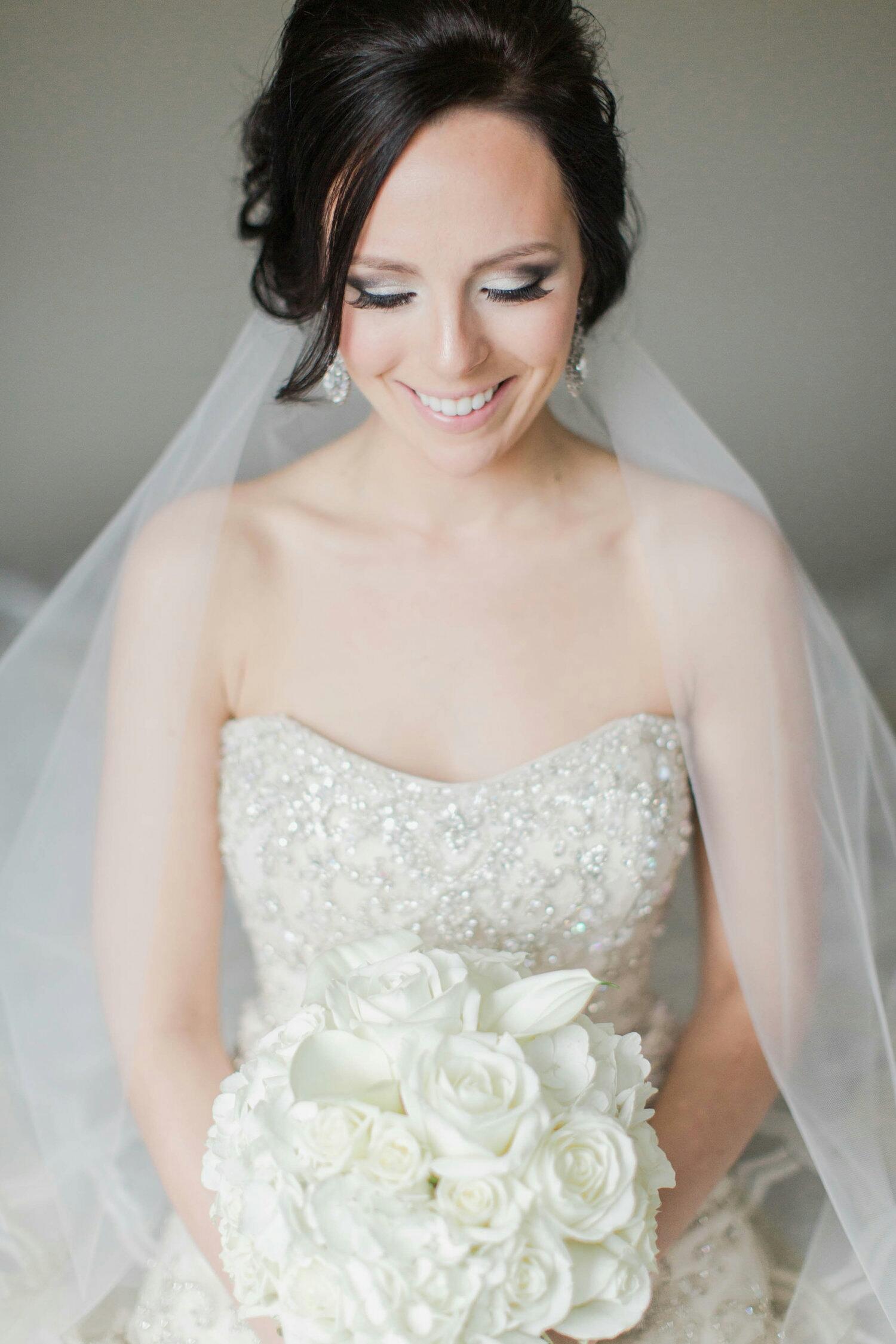 Bridal makeup and hair Ancaster Ontario