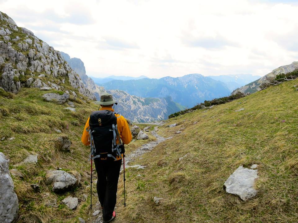 Photo credit: Joe Hernandez Hochschwab, Austria