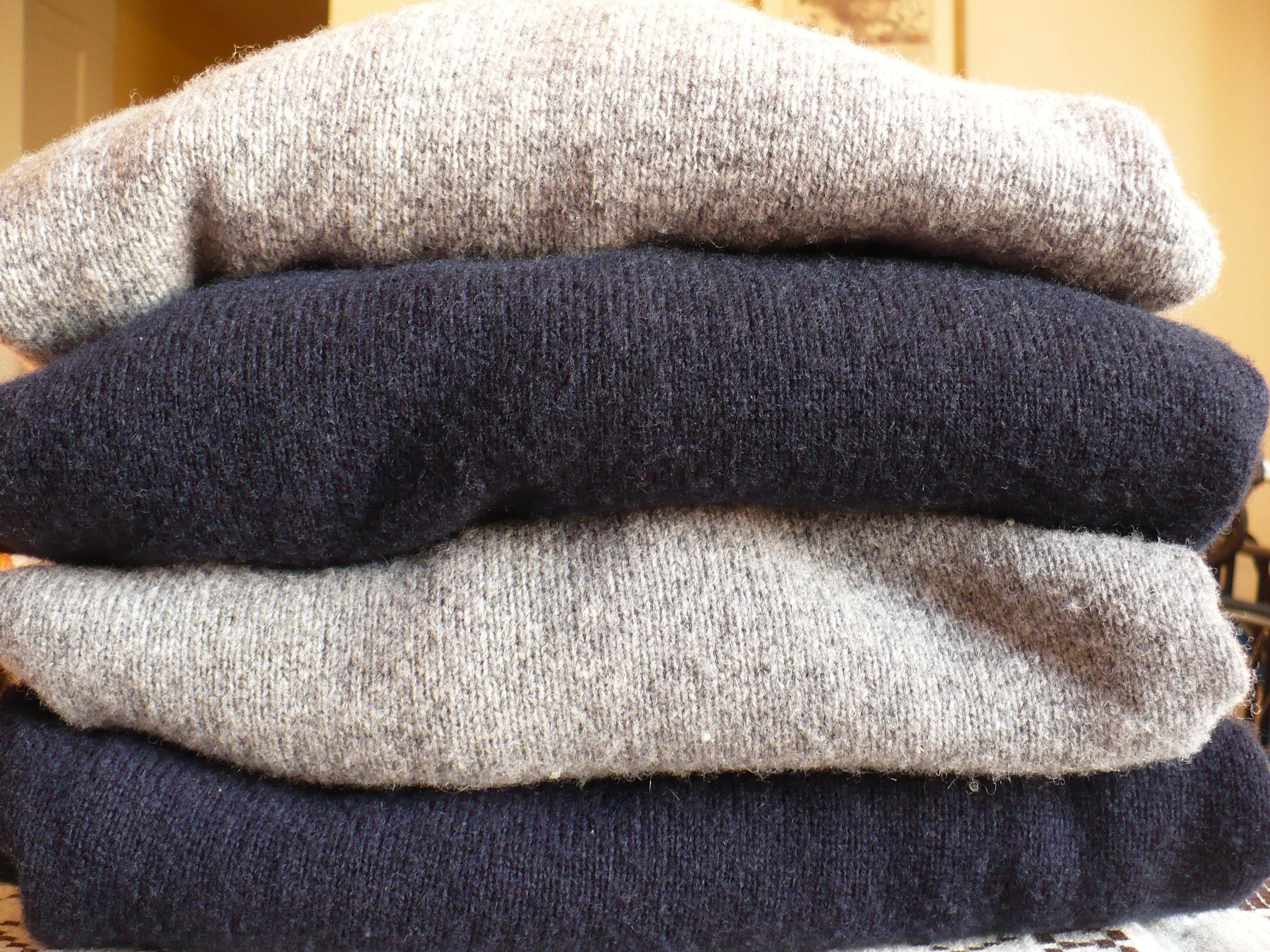 J Crew Lambswool Sweater.