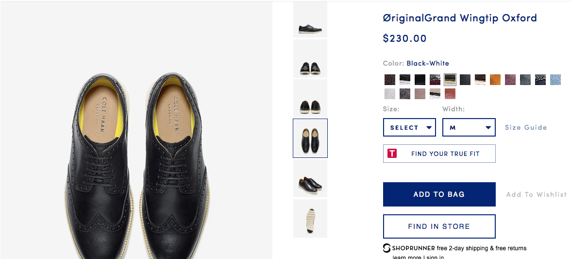 http://www.colehaan.com/originalgrand-wingtip-oxford-black-white/C20775.html?dwvar_C20775_color=Black-white&dwvar_C20775_width=M#cgid=mens_shoes&start=1