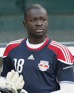 Bouna Coundoul  Achna FC (Cyprus) Senegal National Team Former NY Red Bulls GK South Bronx United Advisory Board