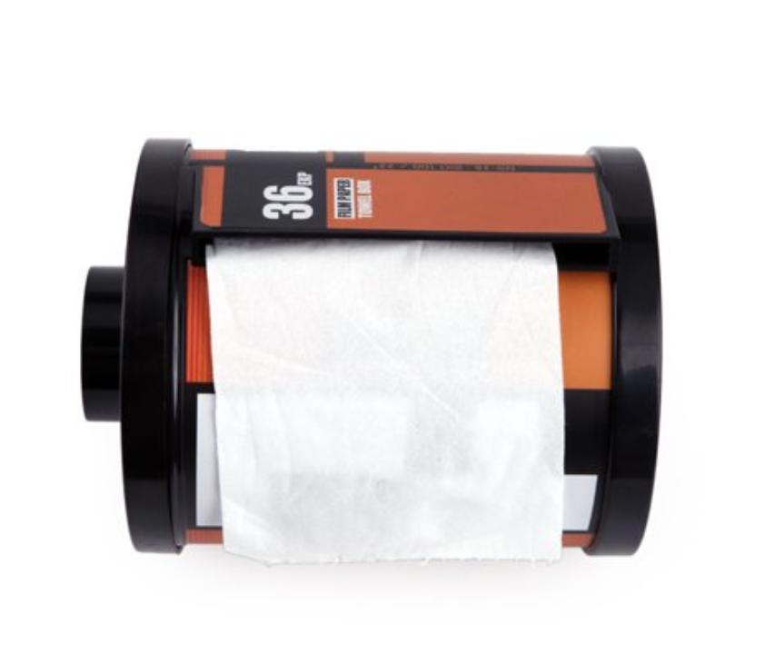 Film Roll Toilet Paper Holder