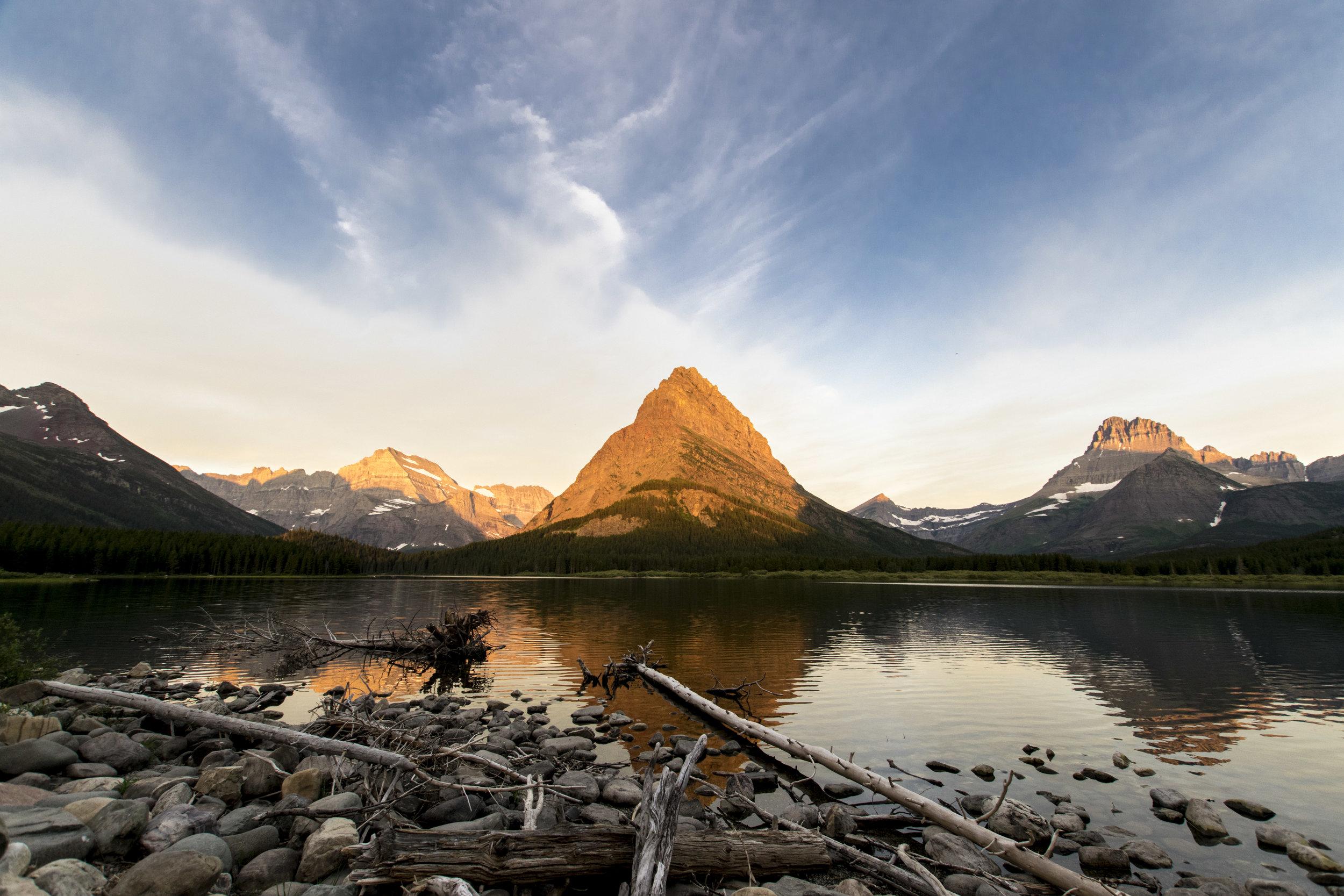 Glacial Sunrise